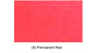 (8) Permanent Red